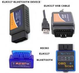 Poze Interfata Diagnoza Universala ELM327 - Cablu OBD2 / Bluetooth