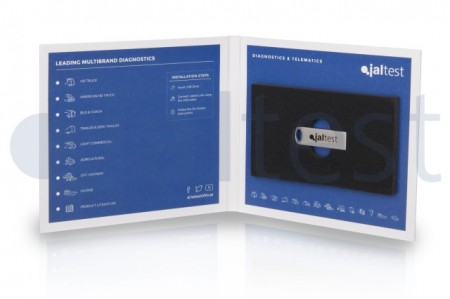 Jaltest Truck Diagnostic Set