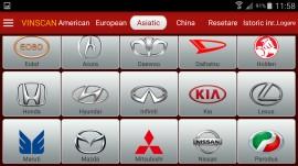 Kit Diagnoza Auto Tester Profesional Tableta + Interfata X431 EasyDiag 4.0 versiune noua 2019