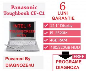 Laptop Panasonic Toughbook CF-C1, Intel Core i5
