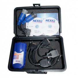 Poze Promo !! NEXIQ 2 125032 USB PRO VERSION Link cu toti adaptorii pentru gama Diesel A++ Quality