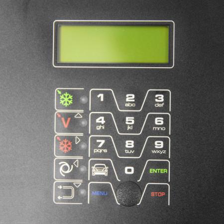 STATIE APARAT Incarcat freon auto Robinair AC595PRO