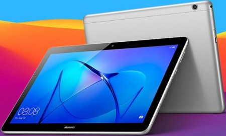 "Tableta Huawei MediaPad T3 10, 9.6"", Quad Core 1.4 GHz, 16+16GB intern"