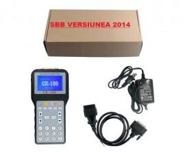 CK-100 Programator Chei Auto V45.09 / V46.02 / V99.99 Generatia noua de SBB 2014