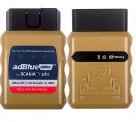 Emulator Adblue SCANIA - prin portul diagnoza OBD2, fara montaj, calitate superioara !