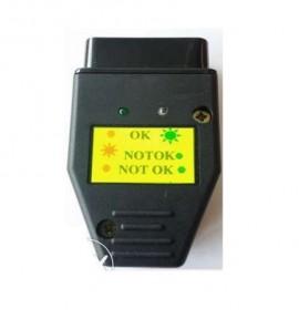 Interfata de testare diagnoza auto mufa OBD2 control tensiune 12V