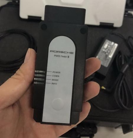 Interfata diagnoza auto tester Porsche Piwis3 V39.x Tester Profesional III