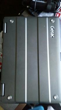 Laptop Militar GETAC S400 I5 Antisoc, Antipraf, Toughbook, Touchscreen Activ