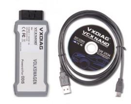 Tester Auto Volkswagen VXDIAG Original 2015 A+ VCX NANO gama Vag limba Romana