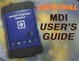 Tester Original 100% GM MDI (Multiple Diagnostic Interface) pentru gama GM