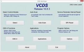 Cablu interfata diagnoza auto gama Vag 16.8/17.8 Limba Romana Full Chip Data 100%