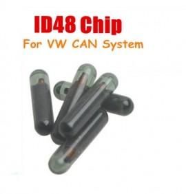 Chip ID48 transponder cheie auto ID 48 Audi Skoda Wolkswagen Seat – K line