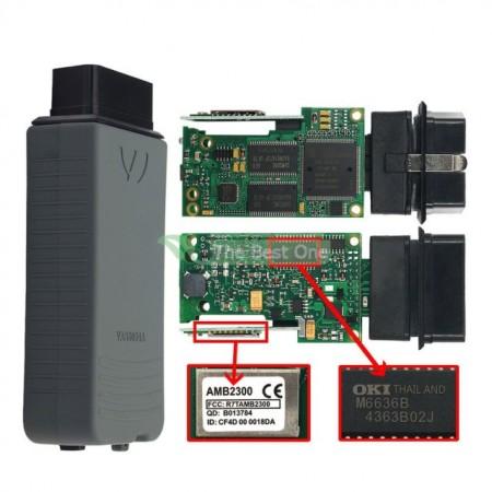 Full CHIP Tester reprezentata VW/AUDI/SEAT/SKODA VAS 6154 PLUS bluetooth profesional OKI Chip WiFi HQ - functioneaza cu ODIS 4.13, Windows 7 8 10