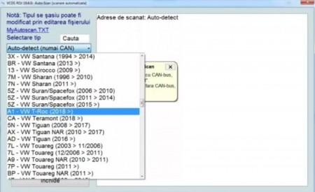 Kit Vag Com VCDS HEX Unlimited 20.4X Engleza, 19.6X in Romana Kit + laptop activat 2020