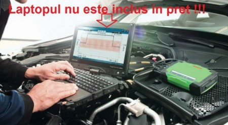 PROMO BOSCH KTS 560 tester auto diagnoza pentru autoturisme/utilitare mici