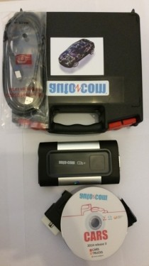 Resigilat ! Auto~C0M NEW Cdp+ 2014.03 Pro Cars/Trucks/Generic Tester Multimarca ROMANA, Set Cabluri Turisme sau Camioane