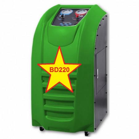 Stație de incarcare aer condiționat auto model semiautomatic BD 220