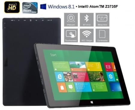 "Tableta MAXDATA E-Board B10 FHD 10.1"" Full HD 10 Windows"