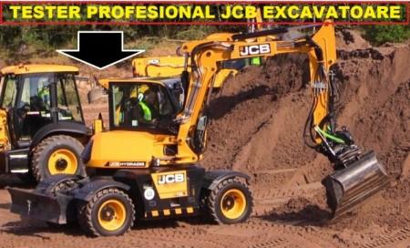 Tester profesional JCB DIAGNOSTIC KIT (DLA)