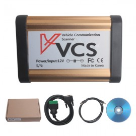 Poze VCS Vehicle Communication Scanner Interface 2014 V1.45  - Tester Profesional Auto Multimarca