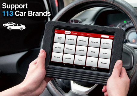 Best Deal ! Launch X431 V4.0 Tableta 8 inch PRO3 KIT Diagnoza Profesional, Tester Auto Multimarca Profesional- 100% Original Launch