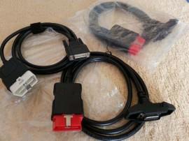 Cablu 16pin LED OBD2 pentru Delphi Auto~Cqm DS150E, CDP+ Pro