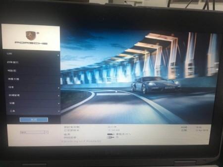 Interfata diagnoza auto tester Porsche Piwis2 V18.X – LAND ROVER JLR