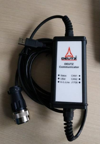Kit tester diagnoza aparat profesional DEUTZ (DECOM)