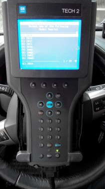 Tech2 Update 2014 Opel Tester Profesional diagnoza auto GM + Interfata Candi V165