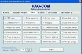 Tester auto profesional Vag 19.6 Romana + Laptop program VCDS + WorkshopData