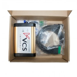 VCS Vehicle Communication Scanner Interface 2014 V1.45  - Tester Profesional Auto Multimarca
