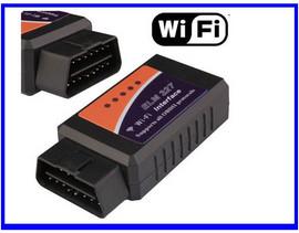 ELM327 OBD2 WIFI Connection pentru iPhone/iPad/iPod iOS System PROMO !!