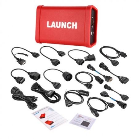 Modul Launch HD X431 V+ PRO3 24 Volti Tester Diagnoza Auto Profesionala pentru Camioane / Tiruri