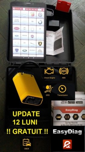 Poze Original Launch X431 EasyDiag 3.0 Android/IOS OBDII Bluetooth: Tester Auto Profesional Android