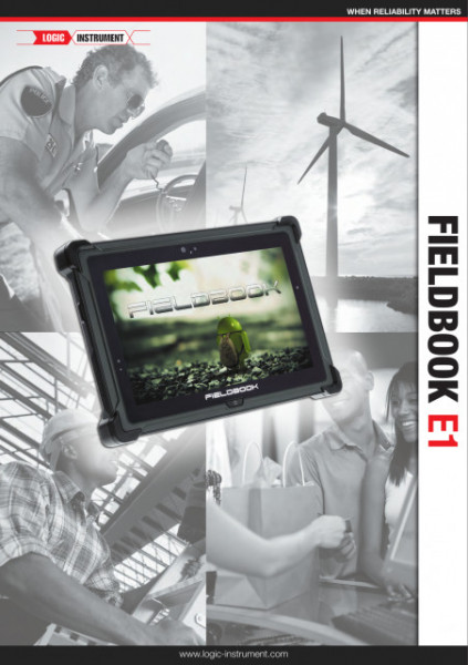 Tableta Militara Android Fieldbook Ks80 8″ 4G Octo-core 1.5GHz 3GB Android 7.0