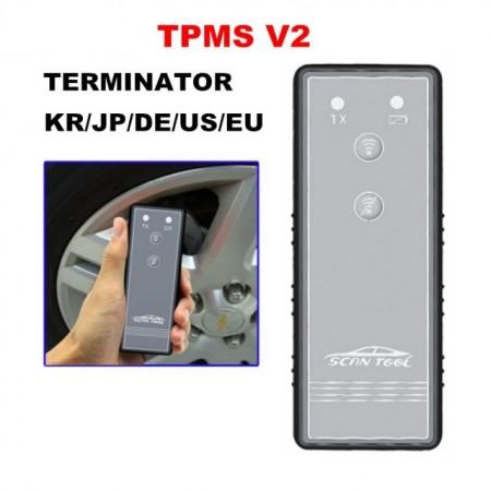 Tester auto monitorizare, resetare presiune pneuri, model universal ST-TP Reset V2
