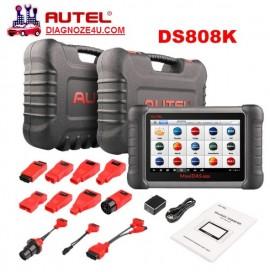 Poze Tester auto Profesional Autel Maxidas DS808K Full KIT => Update 2020