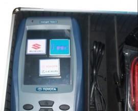 Tester Toyota / Suzuki Denso IT2 + Osciloscop + Multimetru 2015.10