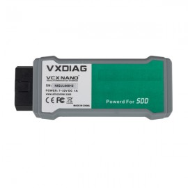 VXDIAG VCX NANO pentru Land Rover si Jaguar cu JLR Software V141