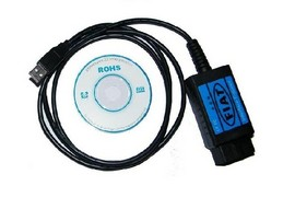 FIAT Scanner OBD2 USB FIAT interfata de diagnoza
