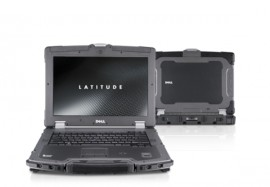 Poze Laptop Diagnoza Auto Dell Latitude E6400 XFR Antisoc, Antipraf, Toughbook, Militar