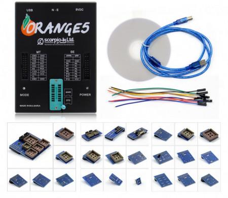 Programator memorii auto Orange 5 Professional + set adaptoare