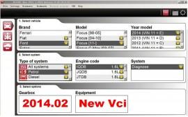 Tester auto DELFI Economic d150E VCI+ Limba Romana, detine Bluetooth 3.0 model 2020 - GARANTIE 12 Luni !