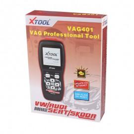 Tester original VAG COM XTOOL VAG401,VW/Audi/Seat/Skoda VCDS Limba Engleza !