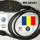 Cablu interfata VCDS diagnoza auto gama Vag 16.8 Limba Romana Full Chip Data 100%