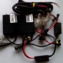 Instalatie Auto Xenon H7 100 W - culoare 6000 K