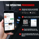 Interfata diagnoza auto Easydiag Autel MaxiAP AP200 Bluetooth OBD2, 1xSoft Gratuit!
