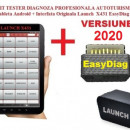 Kit Diagnoza Auto Launch Tester Tableta + Interfata X431 EasyDiag 4.0 versiune noua Xdiag Profesional