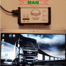 MAN LIGHT Tester Profesional pentru camioane Man Cats II v14.01 (Laptop/Tableta Inclusa)