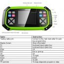 OBDSTAR X300 PRO3 Aparat Chei + EEPROM/PIC + Corectare KM prin mufa OBD si OBD2